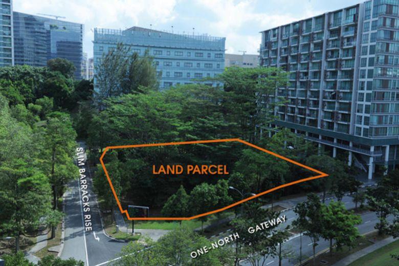 One-North Eden Government Land Sale